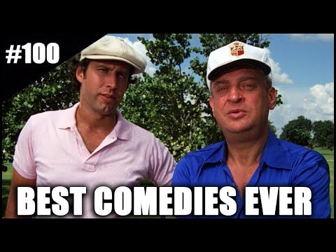 The BEST Comedies - Cinema Scumbags Movie Podcast (#100)