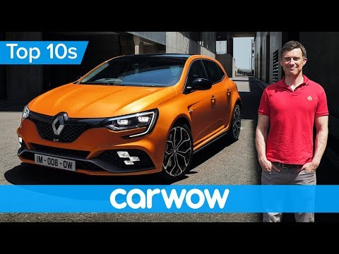 New Megane Renaultsport 2018 good enough to beat the Civic Type R Top10s