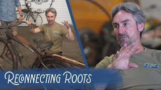 Mike Wolfe Reveals the Innovations That Came From the Bicycle | Reconnecting Roots