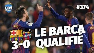 Replay #374 : Débrief Barcelone vs Levante (3-0) - #CD5