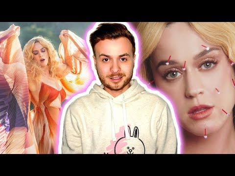 Katy Perry - Never Really Over (Music Video) [REACTION]