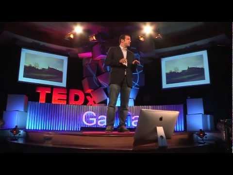 Ethos en la sociedad en red: José Manuel Pérez Marzabal at TEDxGalicia