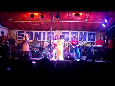 Sonia Band goyang Nasi padang