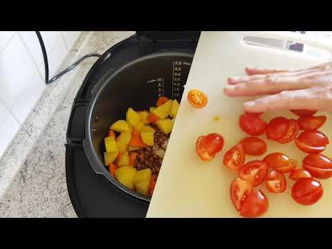 kochen-mit-dem-autocook-pro**-(16):-linseneintopf