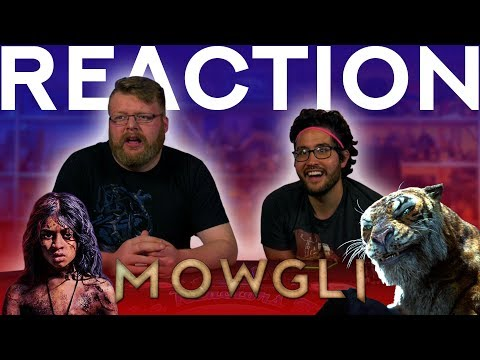 MOWGLI   1st Trailer REACTION!!