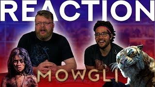 MOWGLI - Official 1st Trailer REACTION!!
