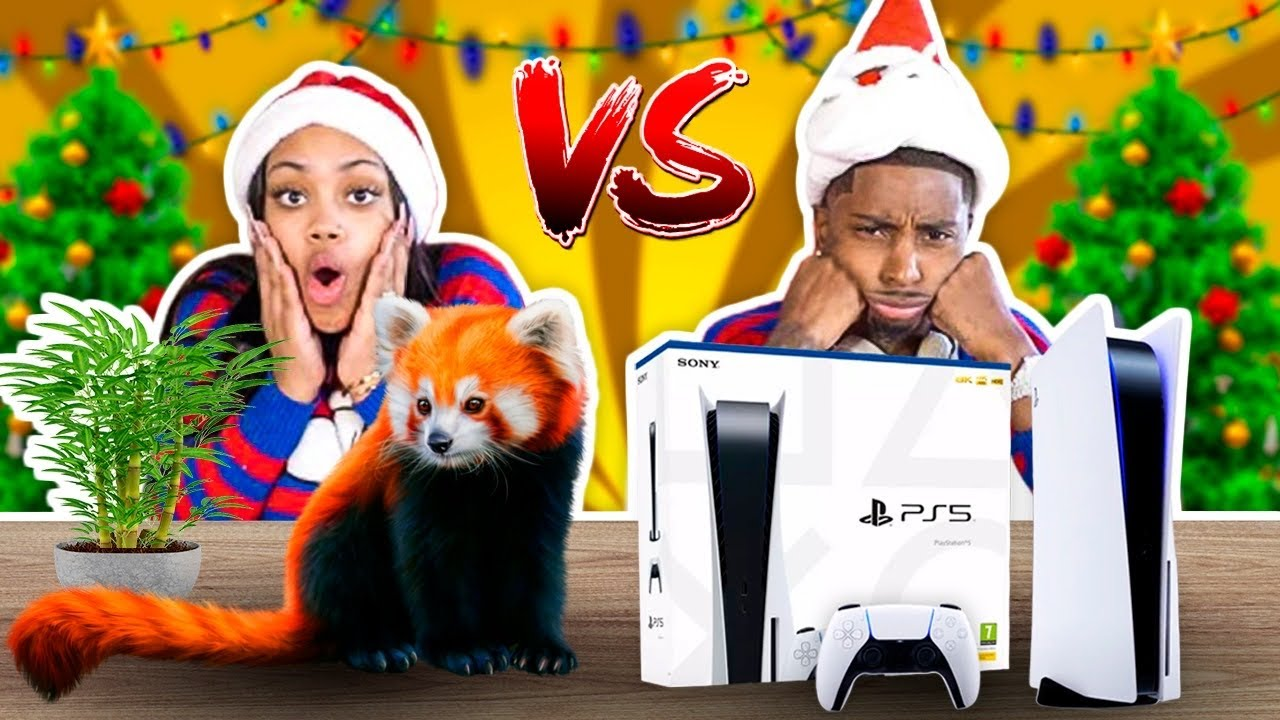 EXTREME CHEAP VS EXPENSIVE CHRISTMAS PRESENTS CHALLENGE 🎁