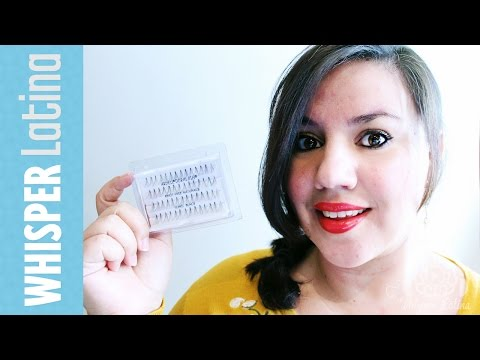 ASMR BEAUTY SALON   Lash Extensions and Eyebrows Roleplay