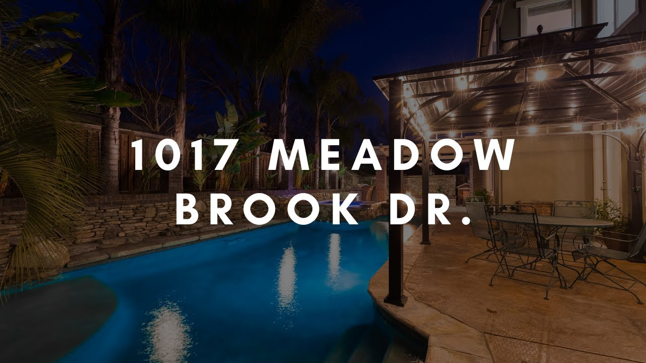 1017 Meadow Brook Dr. Brentwood, CA 94513 - Marvelous Two-Story Home - Homes by Krista Property Tour