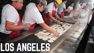Kinto Sol - La Brecha #29 - LOS ANGELES TACOS [VLOG]