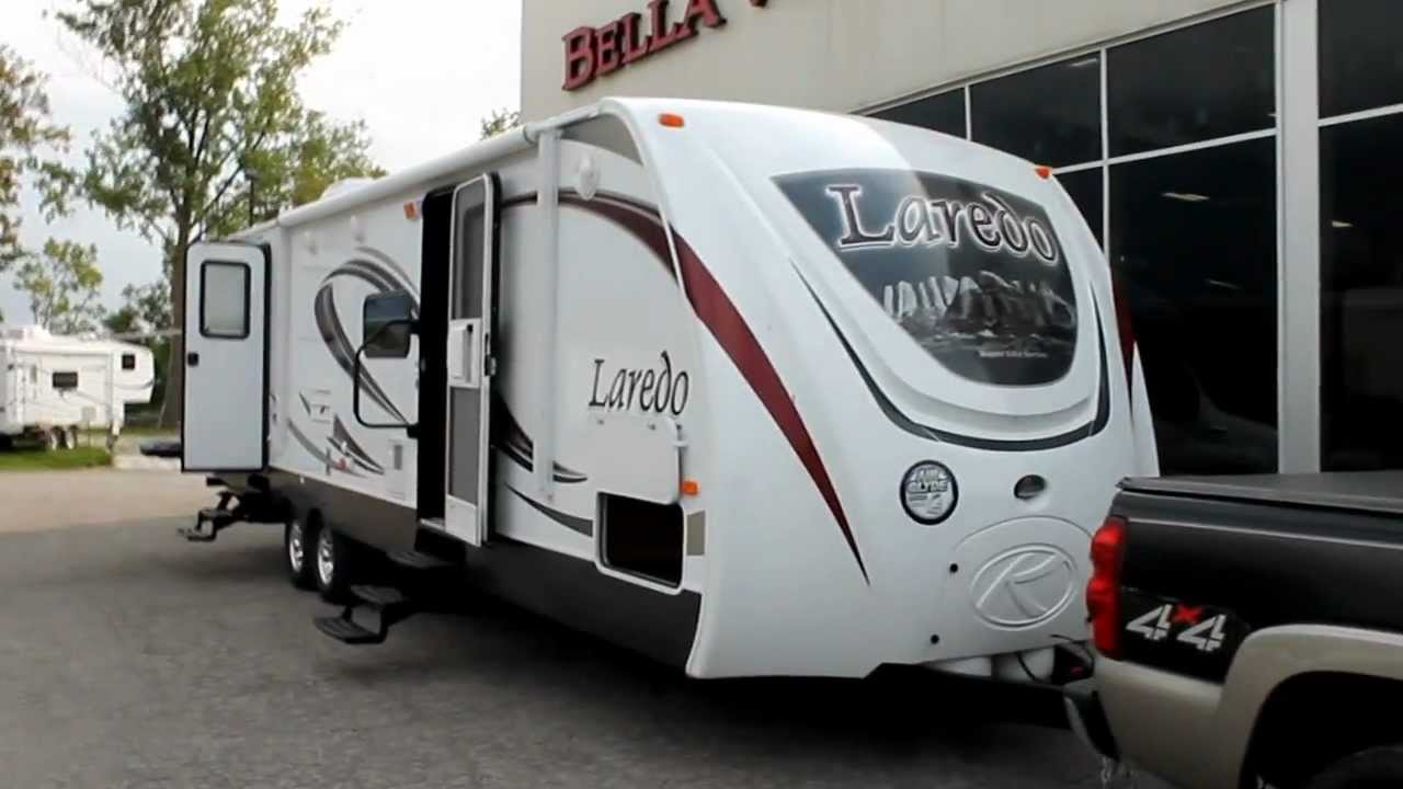 2013 Keystone Rv Laredo 303tg Travel Trailer Review Youtube