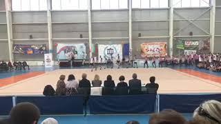НСА 1 курс КТ - 22 група шампиони 2018