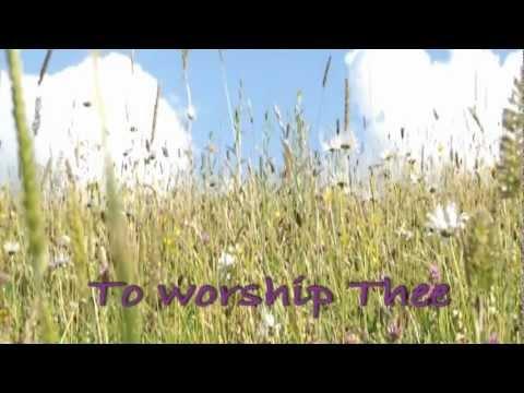 As a Deer Panteth ~ Maranatha ~ Lyrics