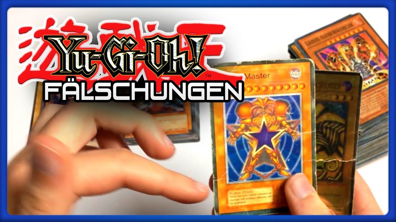 So erkennt man gefälschte Karten?   Yu-Gi-Oh!   CollectnTrade @ Andi ...