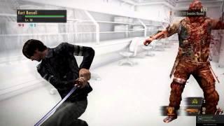 Resident Evil Revelations 2 Raid Mode Leon with a sword (PC)
