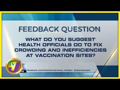 Feedback Question   TVJ News - August 25 2021