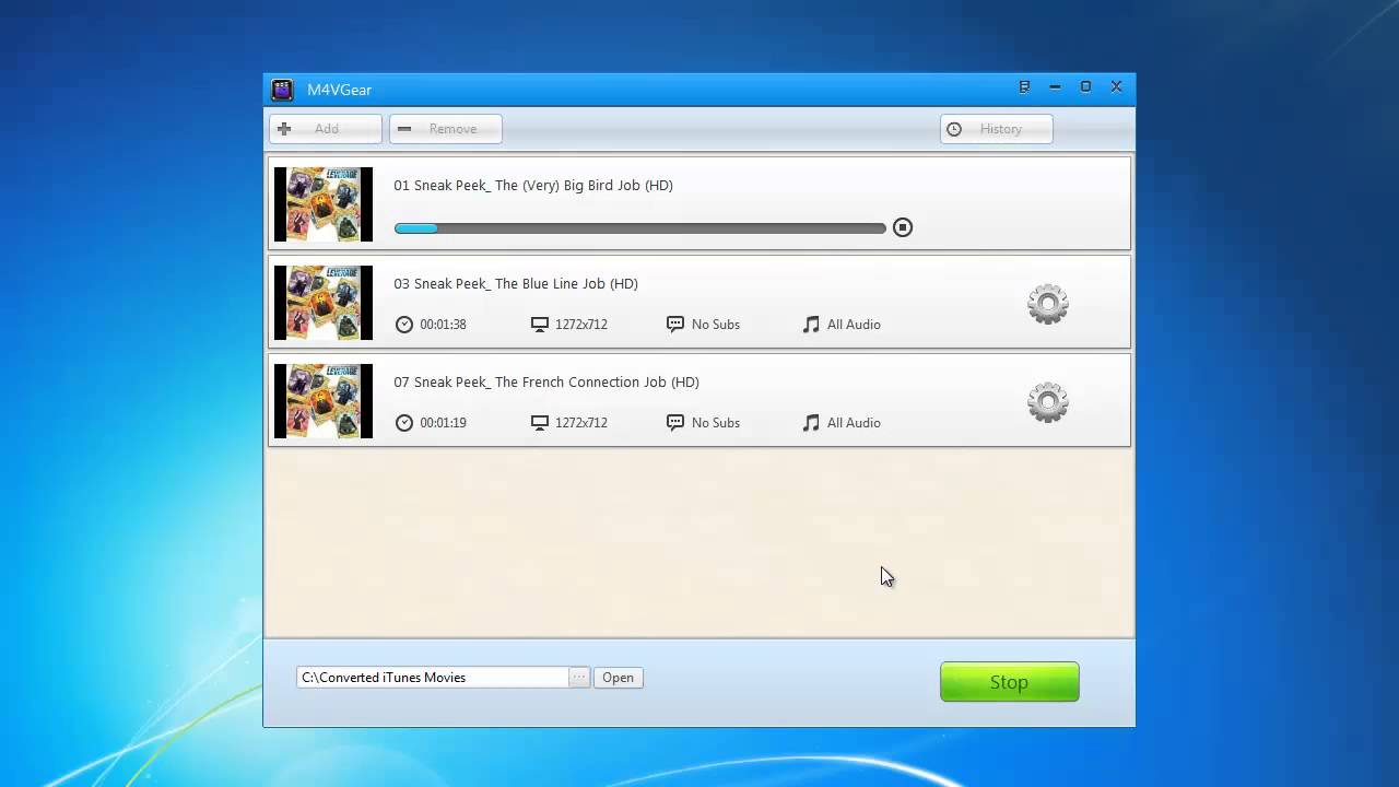 M4VGear DRM Media Converter patch