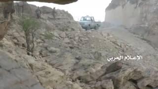 Повтанцы Йемена против Саудовской Аравии