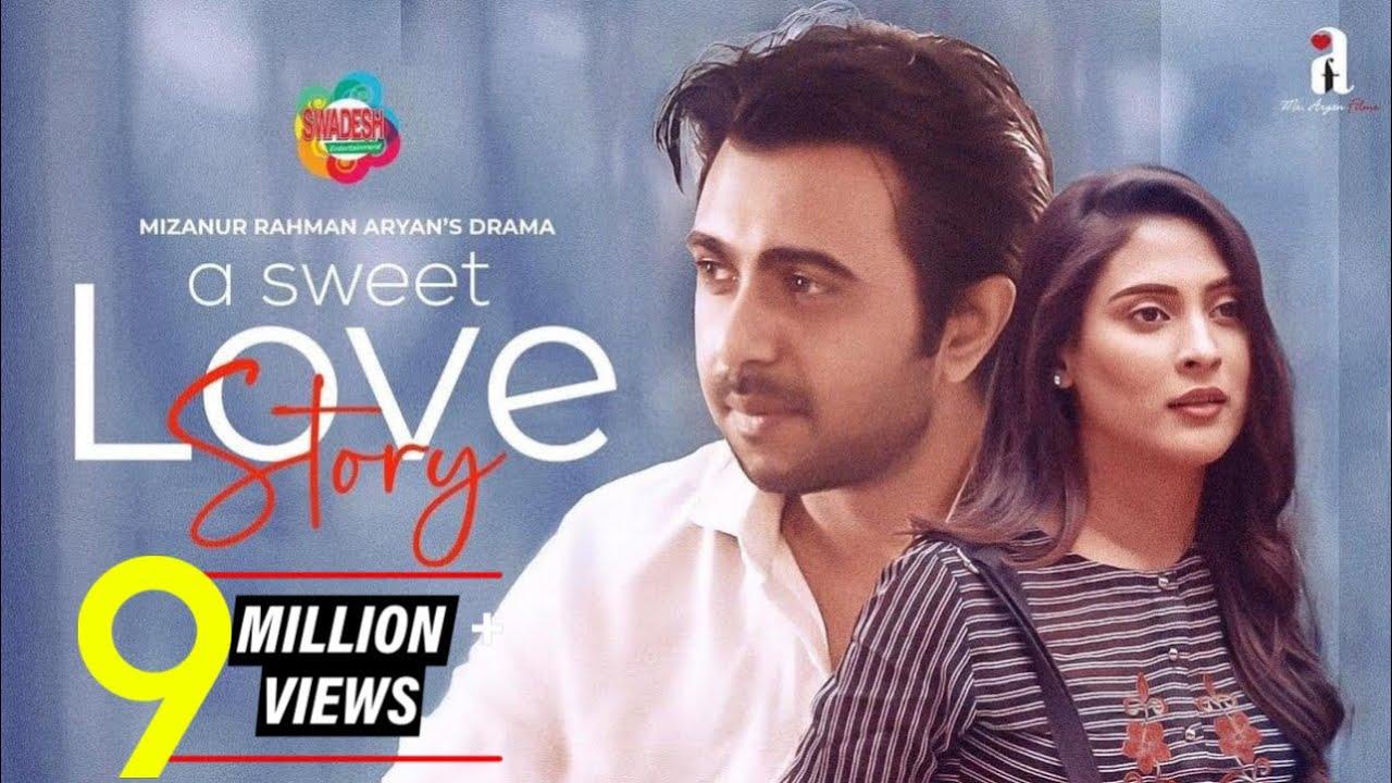 Download ❤️A Sweet Love Story❤️   Eid Romantic Bangla Natok 2020   Apurba, Mehazabien   Mizanur Rahman Aryan
