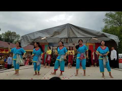 Coconut Dance Robam Khmer