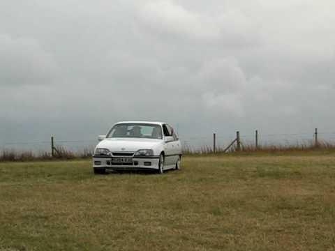 GSI Carlton drifting in field