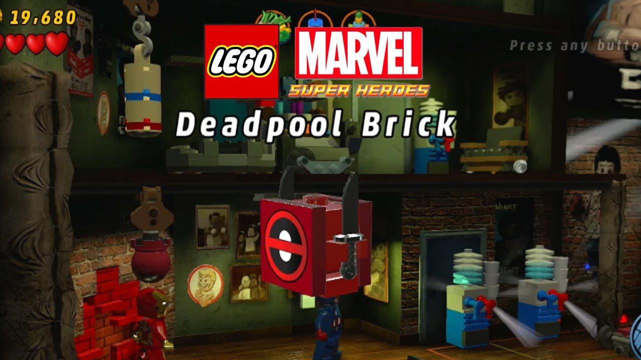 marvel lego minikits
