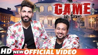 Game Pa Geya (Full Video) | Barinder Dhapai & Dilpreet Virk | Latest Punjabi Songs 2018
