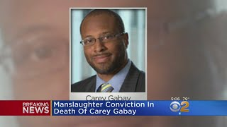Manslaughter Conviction In Death Of Cuomo Aide