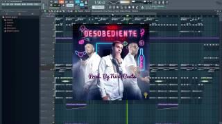 Noriel - Desobediente (Prod. By Niclo Beats) FL Studio Remake