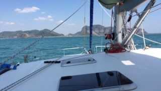 Thailand 2014 Catamaran Trip