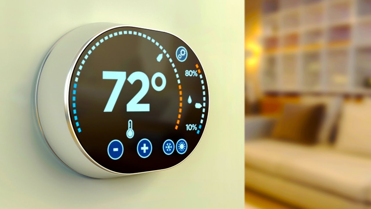 Best Wifi Thermostat 2019 5 Best Smart WiFi Thermostats 2019   YouTube