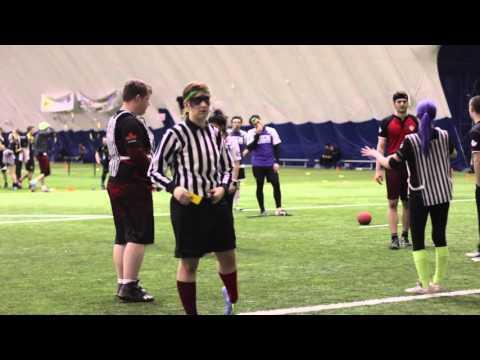 Semifinal 1- McGill University v Université de Montréal