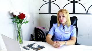 Инъекции ботокса: лечение гипергидроза. Полина Григорова-Рудыковская, врач косметолог.