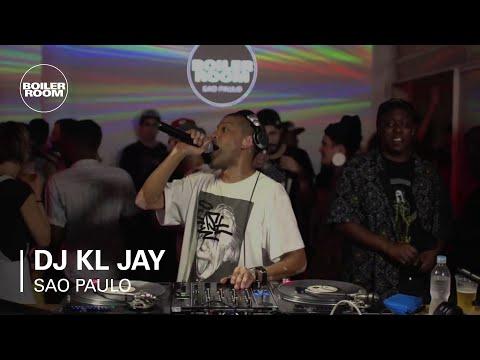 DJ KL Jay Boiler Room Sao Paulo DJ Set
