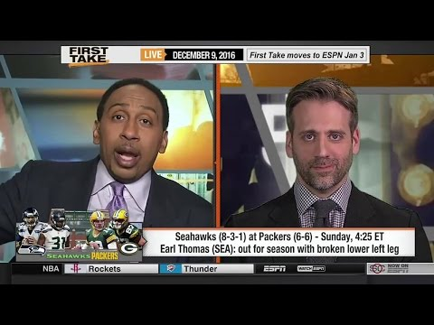 FIRST TAKE NFL FALCONS SEAHAWKS PREGAME POST GAME LIVE STREAM LINKS