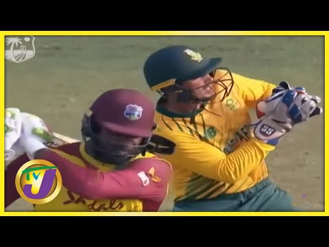 West Indies Vs Australia Series | TVJ Sports Commentary - July 9 2021