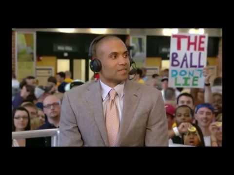 "Grant Hill announces his retirement 6/1/2013 (""Inside The NBA"") HQ"