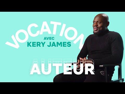 Youtube: Être auteur d'un film pour la première fois (Kery James) | Vocation