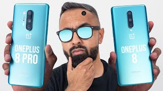 OnePlus 8 Pro vs OnePlus 8 - Which should you buy?