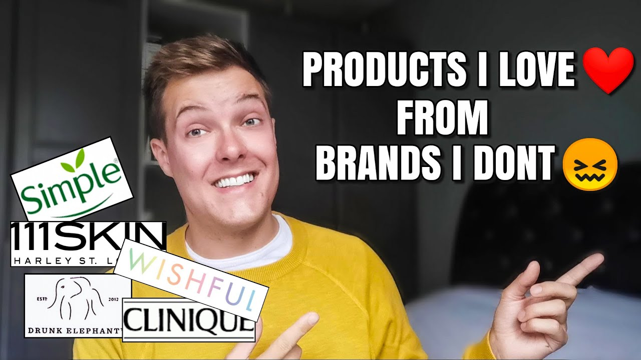 PRODUCTS I LOVE FROM BRANDS I HATE - Drunk Elephant, Clinique, 111SKIN and more