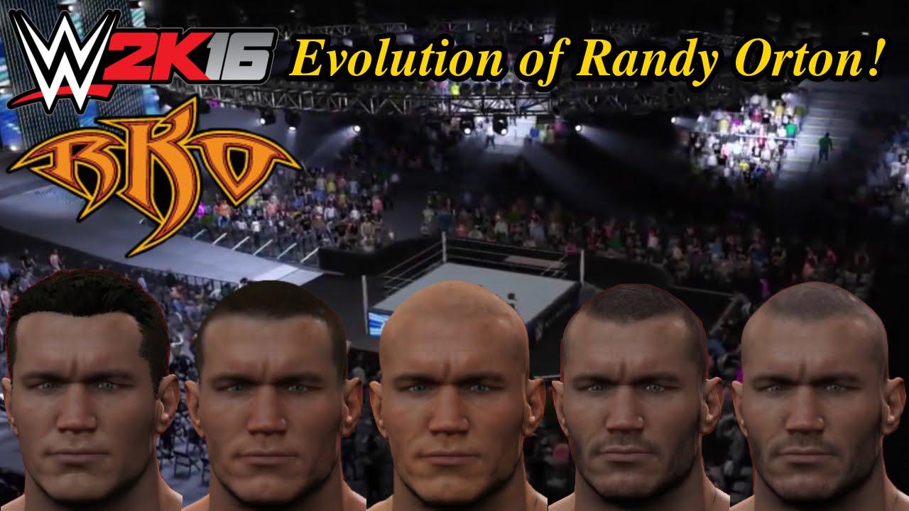 Randy Orton Legend Killer Logo WWE 2K16-2K15 P...