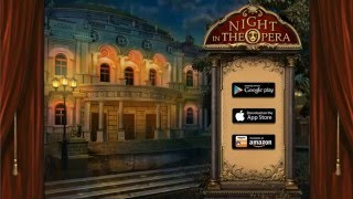 Night in the Opera (by Absolutist Games) - Official Gameplay Trailer for Android/iOS