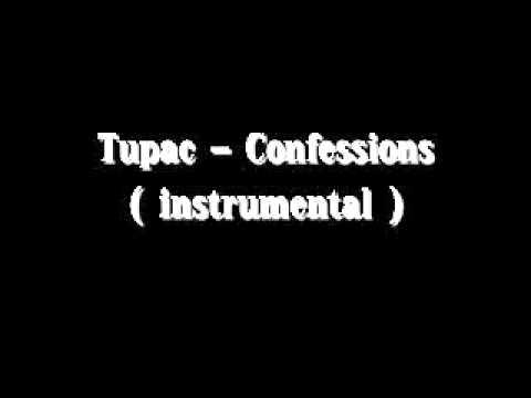 Tupac   Confessions  Instrumental
