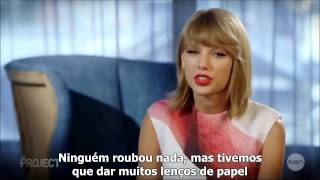 Taylor Swift - Entrevista The Project (LEGENDADO)