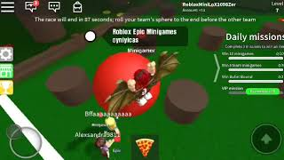 Roblox Epic Minigames 1 wins