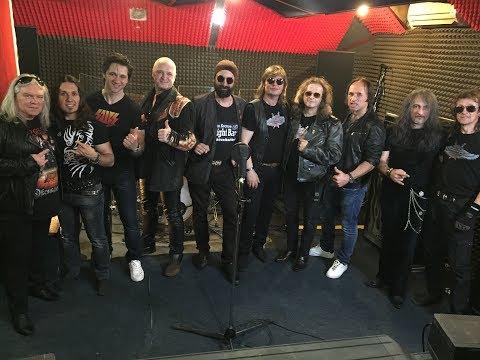 Демарш и рок братия Пока бьётся в сердцах рок-н-ролл