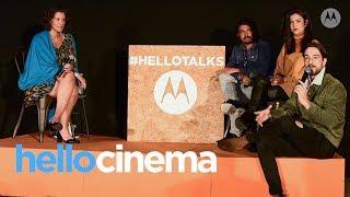 #hellomoto | Hello Cinema, reconectando as pessoas com São Paulo!