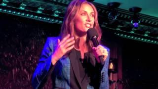 """""""Mr. Tanner"""" - Laura Benanti at 54 Below"""