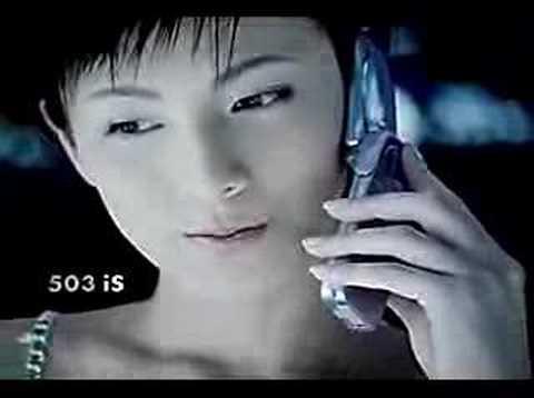 加藤あい ドコモ CM スチル画像。CM動画を再生できます。