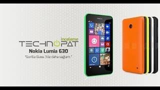 Nokia Lumia 630 İncelemesi
